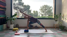 60 min Tantric Hatha yoga