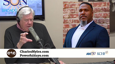 Charles Myles Coffee & Conversation Interview with Frank & Larry