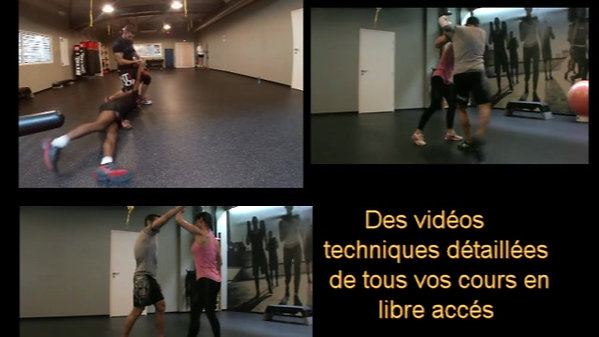 CONCEPT FITNESS CONTACT SPORT