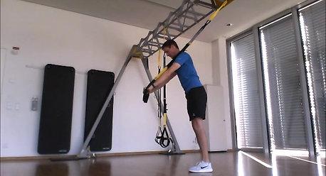 TRX-Training mit Christoph - 35 min