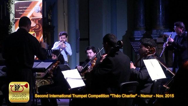 Trumpet Concerto, 1st mvt (Trp Sergio Pacheco)