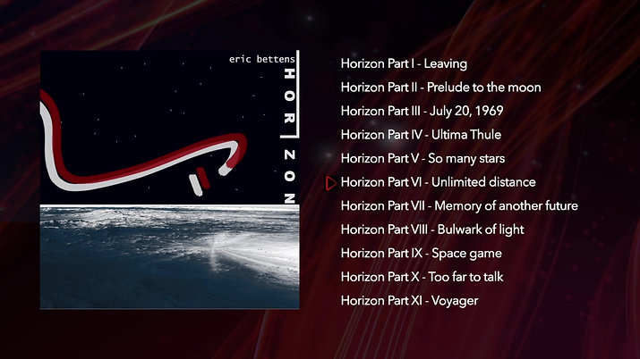 HORIZON, Out MAY 18
