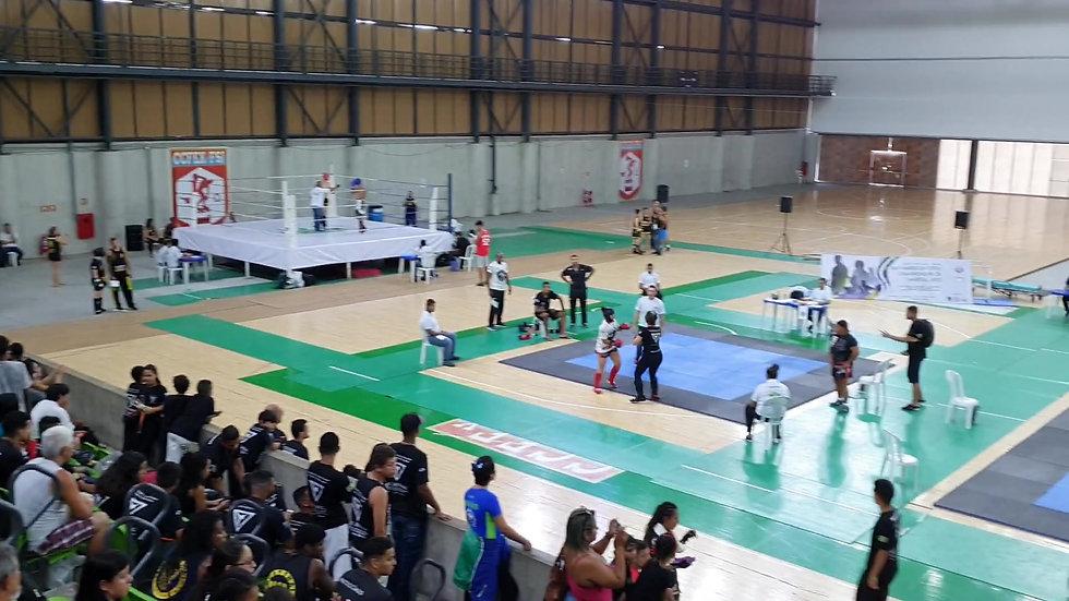 Panamericano de Artes marciais CBLAM & ISKA