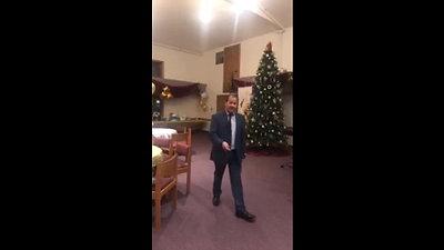 Predica : Un año con proposito