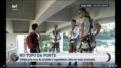 No Topo da Ponte: TVI