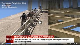 SIC: Miradouro da Ponte da Arrábida