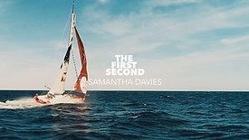 SAMANTHA DAVIES : THE FIRST SECOND