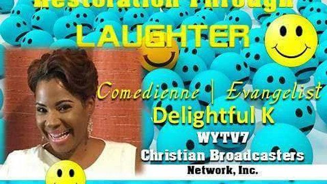 Restoration Through Laughter Studio Tv Channel