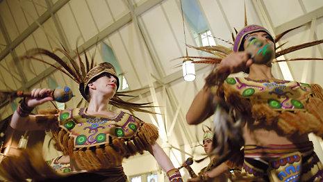 "Calpulli Mexican Dance Company ""Navidad"" Teaser"