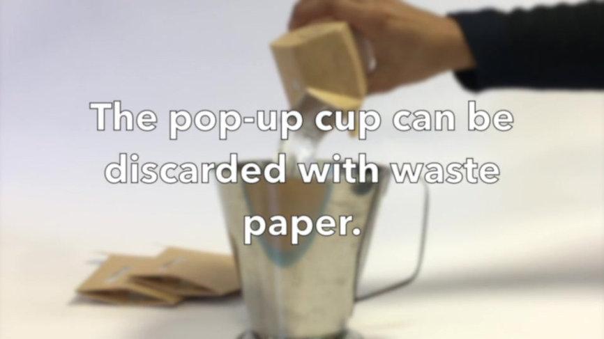 pop-up cup 2018 website
