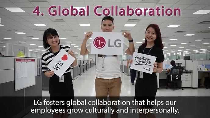 LGE Employer Brand Video 2017