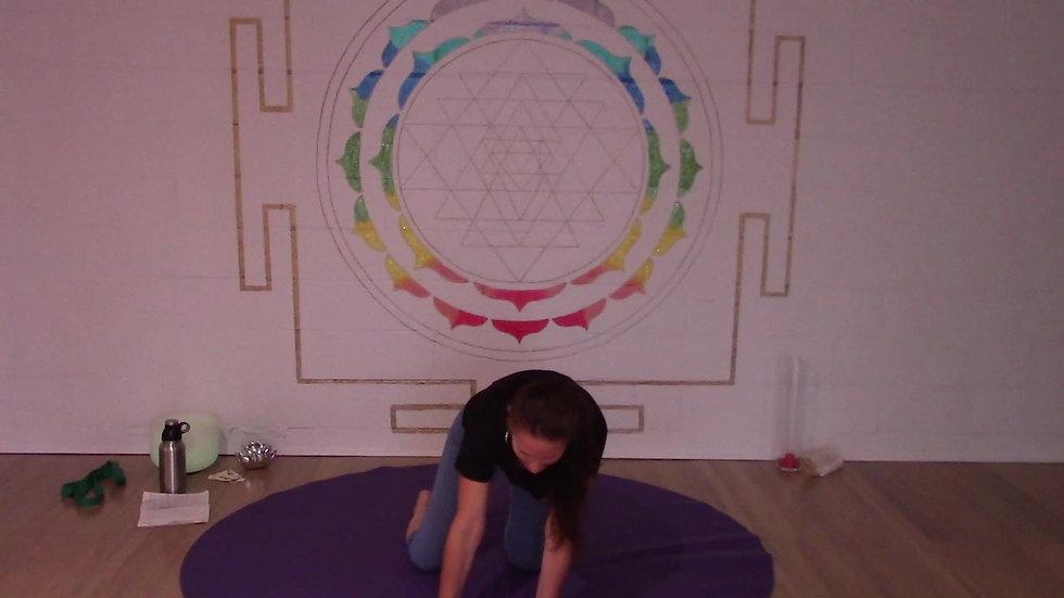 Hatha Yoga w: Erin