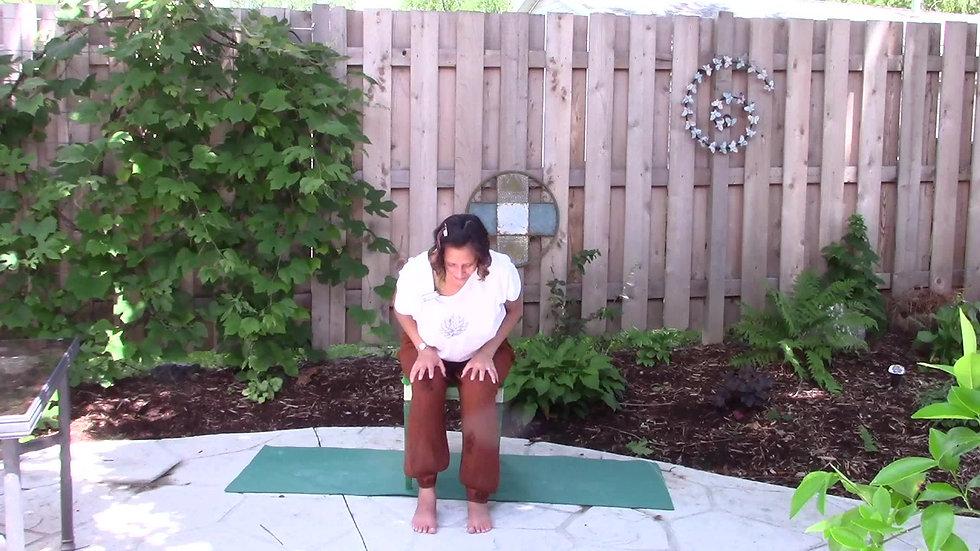 Chair Yoga w/ Chenoa