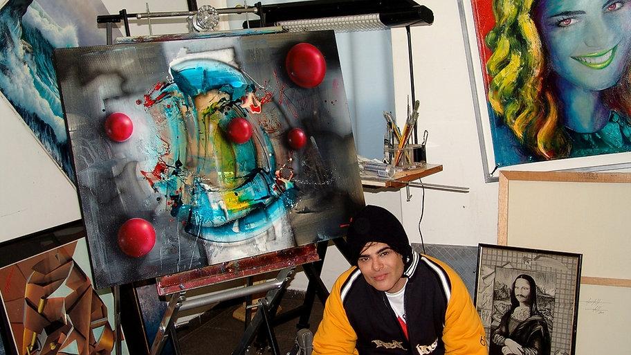 Artista Plástico Wendell Well