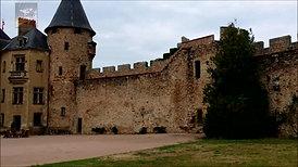 L'Allier n°10, le chateau de Lapalisse