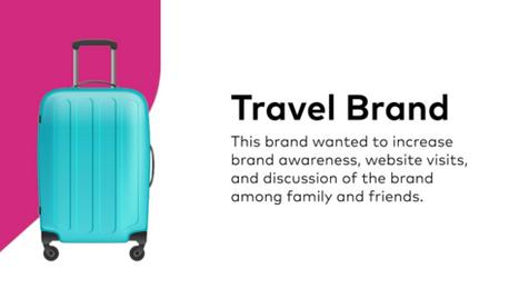 Case - Travel - Brand Engagement