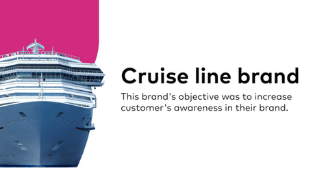 Case - Cruise Line - Brand Engagement