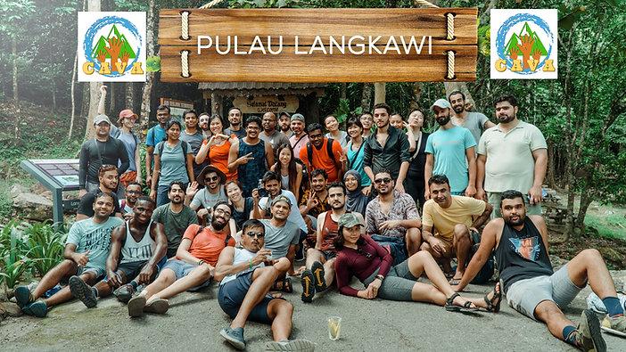Langkawi Christmas Camping 2020