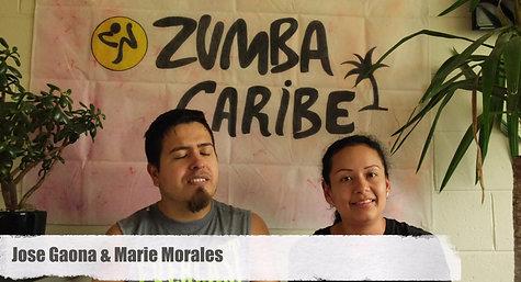 Jose Gaona & Marie Morales