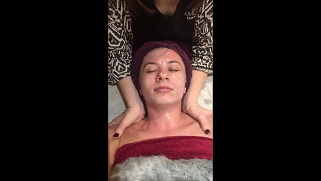 microdermabrasion/facial/opera mask