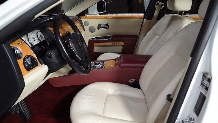 Rolls Royce Detailing