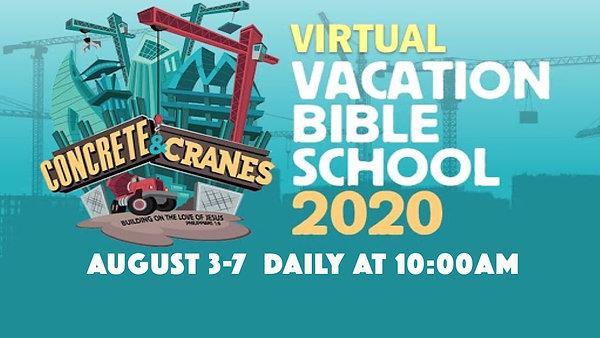 OPBC Virtual VBS 2020