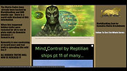 Many Reptilian UFOs Caught On Camera Allegedly Releasing Mind Control Gases Over Large City Area
