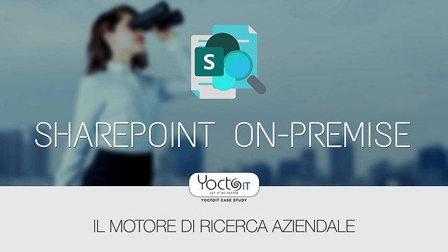 Sharepoint il motore di ricerca aziendale