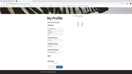 How To Update Your Details Online