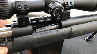 Cartridge Ejection Sniper Rifle