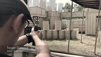 Steel Ball Airgun Pistol