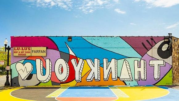 Sergio Farfán #MuralsForMedicalRelief