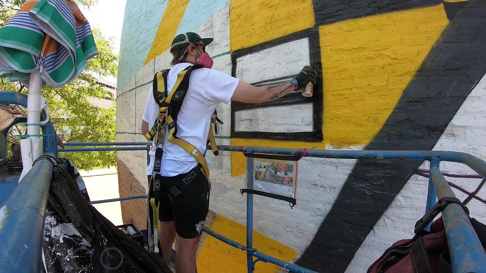 CERA #MuralsForMedicalRelief