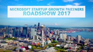 Microsoft Global Startup Roadshow