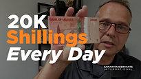 20k Shillings Well