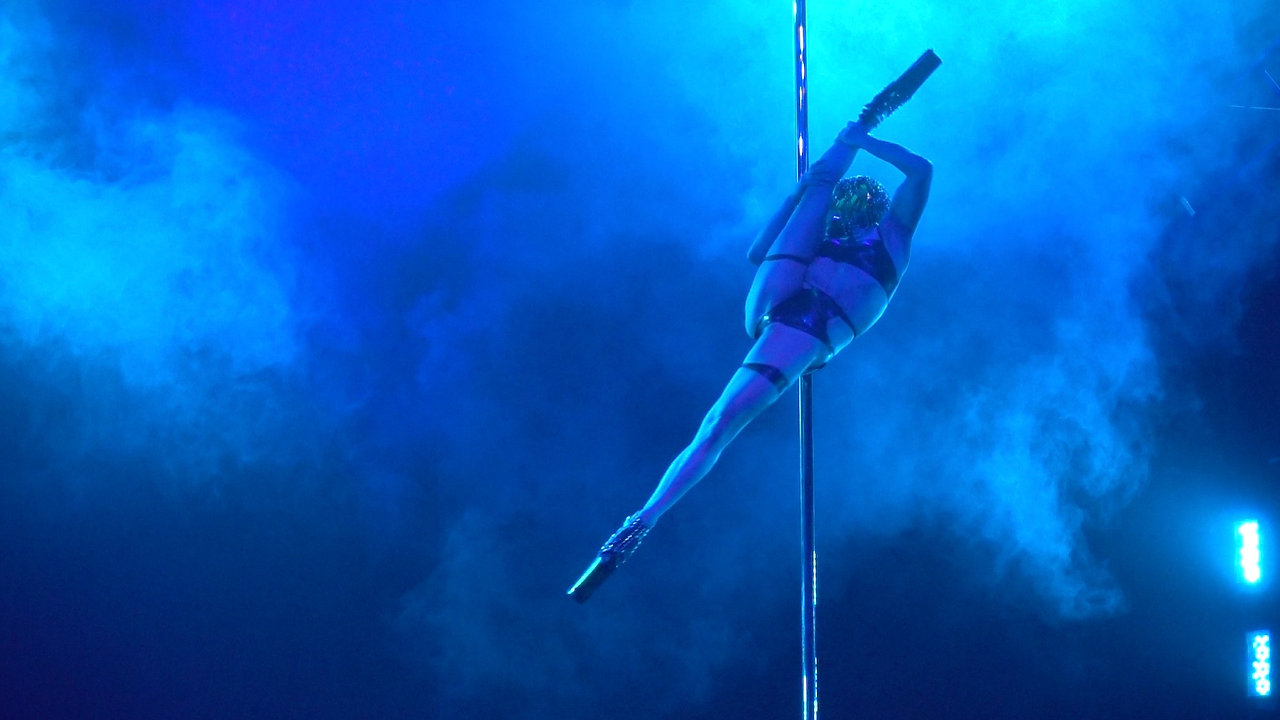 POLE AND DANCE VIDEOS