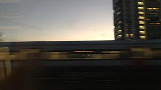 From a trein window...