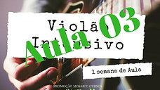 Intensivo de Violao Aula #3 _ Kallel Cavalcanti