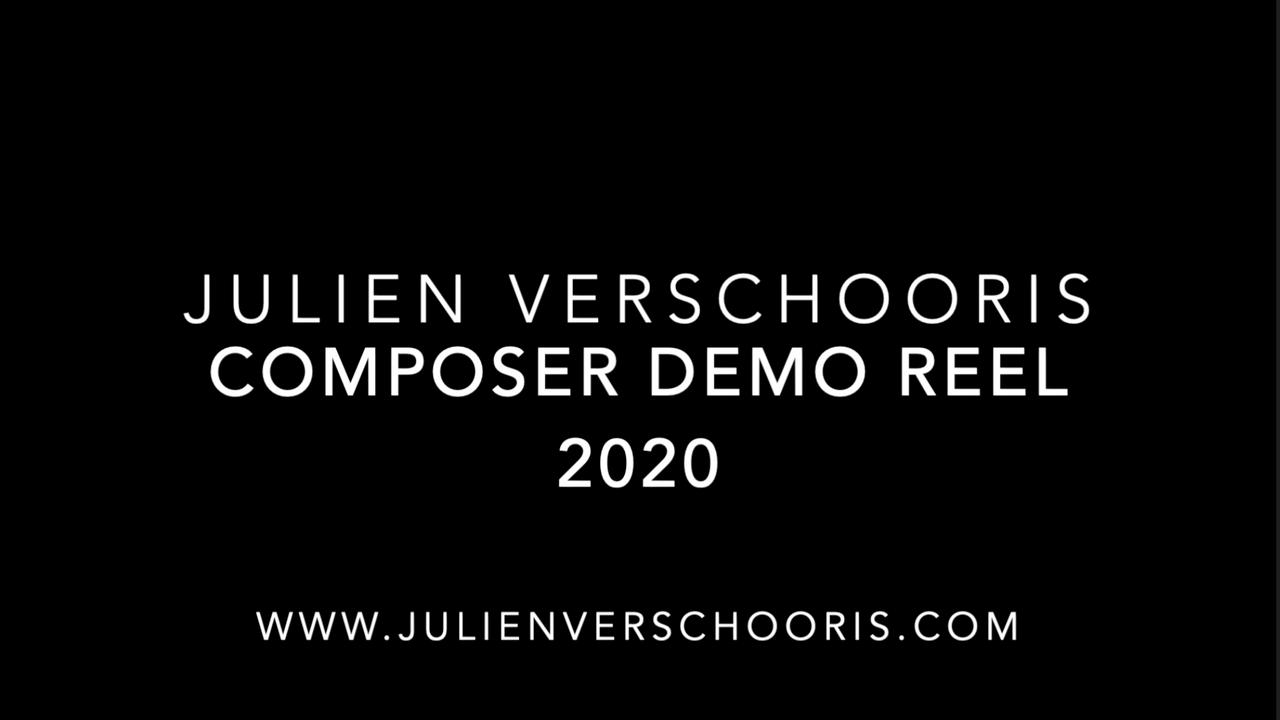 Composer Demo Reel 2020