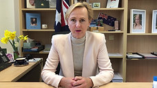 Dr Katie Allen, MP Australian Federal Government, on Covid, Asthma and Allergies