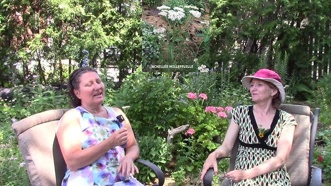 Causerie au jardin Partie 3 (fin) avec Anny Schneider