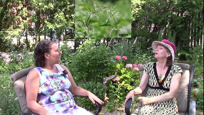 Causerie au jardin Partie 2 avec Anny Schneider