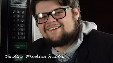 Vending Machine Insider With Kenny Christopher