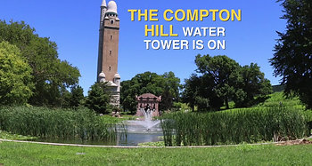 HIDDEN GEM Compton Hill Water Tower