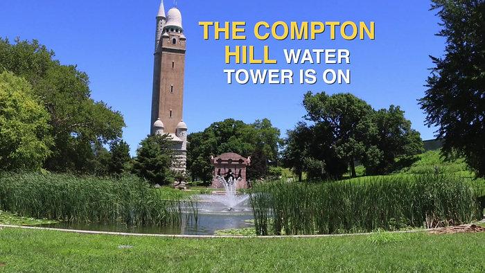 HIDDEN GEM Compton Hill Water Tower