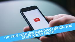 Free YouTube Branding Tools