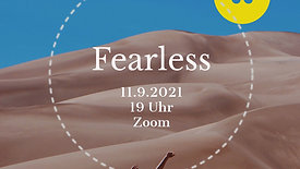 Fearless - PSYCHEDELIC BREATH®