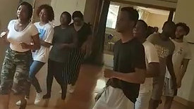 Cortège Dina Et Ronny - Mariage 100% chrétien congolais