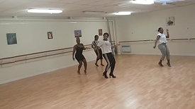 Cours de danse choré 100% fille surprise Mariage Armelle