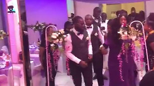 1er entrée Mariage 100% Congolais - Maman Mavinga